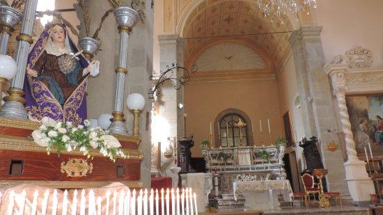 Chiesa SS. Annunziata (interno)
