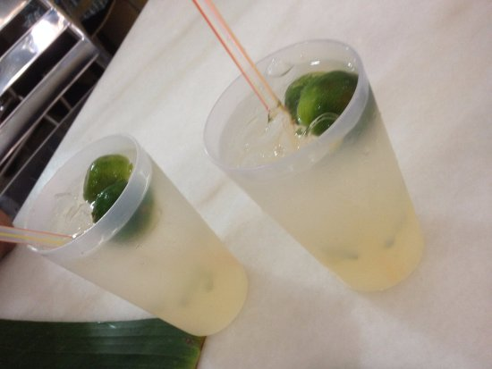 Restoran Muthu: Lime juice was awesome for the hot weather!