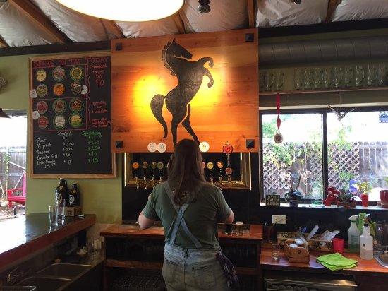 Fort Collins, CO: The inside bar