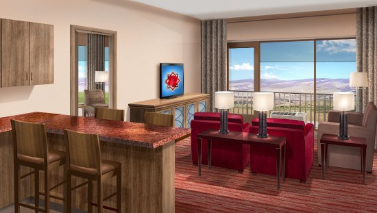 Lander, ไวโอมิง: Hotel Suite