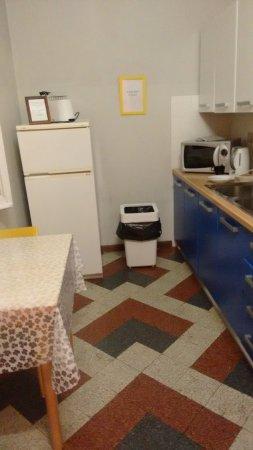 Ciao Hostel: Cozinha