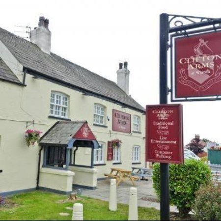 Clifton arms warton