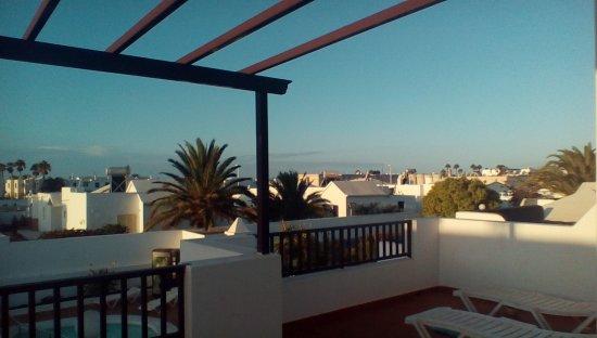 La Laguneta Apartments: From our balcony