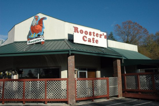 Rooster's Cafe in Cumming, GA