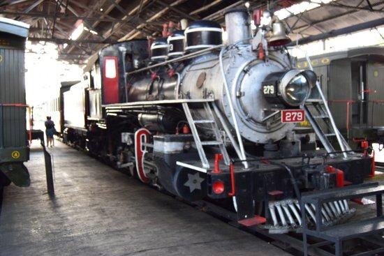 Cuautla, México: Museo Vivencial Ferrocarril 279