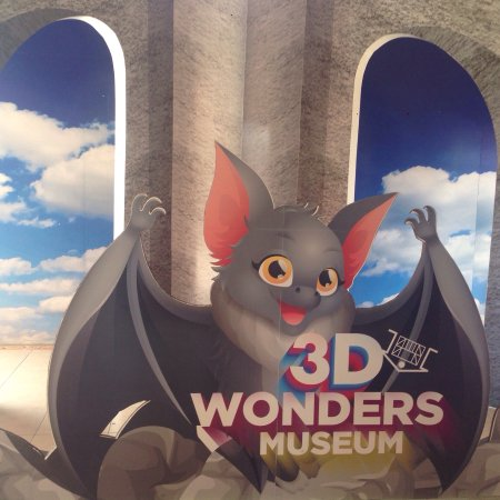 Tamparuli, Malasia: 3D Wonders Museum