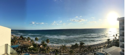 Sunrise Beach Hotel: A room with a view