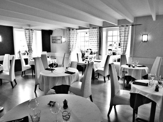 Restaurant Hotel de la Marne: Salle de restaurant