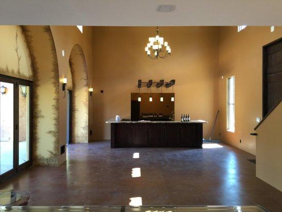 Templeton, CA: Tasting Room