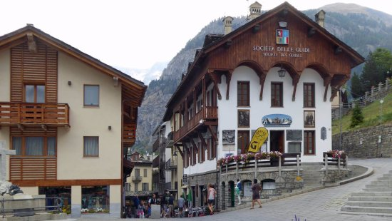Museo Alpino Duca degli Abruzzi