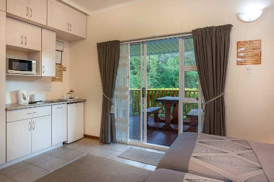 Grahamstown, Zuid-Afrika: Fully self-contained garden flat