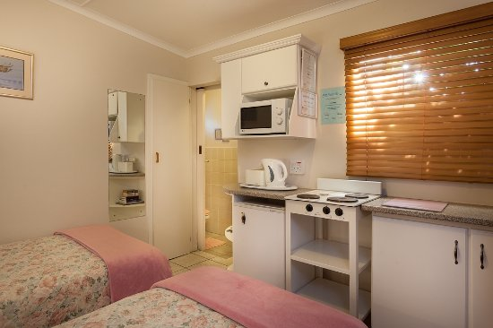 Grahamstown, Afrika Selatan: Fully self-contained kitchenette