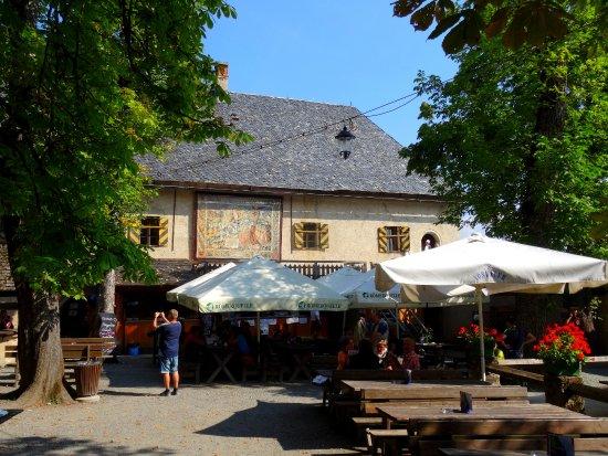 Launsdorf, Austria: La Cour Centrale
