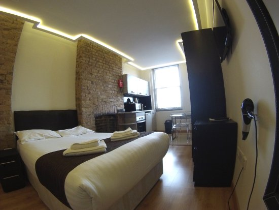 London Stay Apartments: Double room