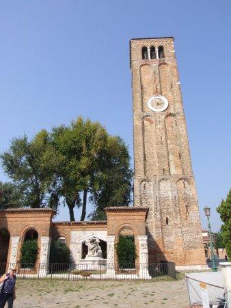Lido di Venezia, Italien: Murano