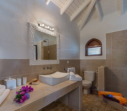 Sol e Luna Romantic Inn: Jasmine salle de bains