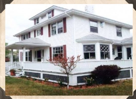 Cranberry Gardens Inn: Front of Inn