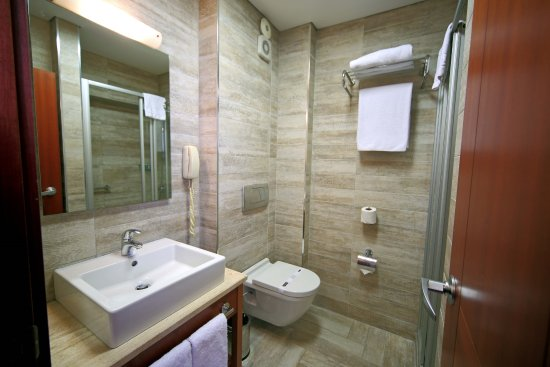 Hotel Polatdemir: Bathroom