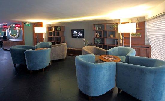 Hotel Polatdemir: Lobby