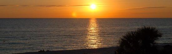 Playa Coronado, Panama: Sun set in our beach