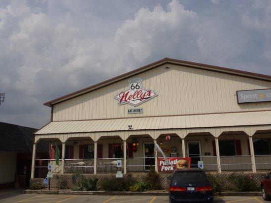 Nelly's restaurant wilmington, il