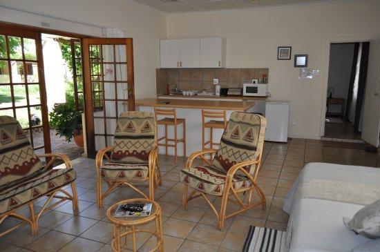 Upington, Sør-Afrika: Self-catering family cottage