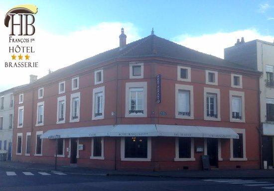 Hotel Francois 1er : façade