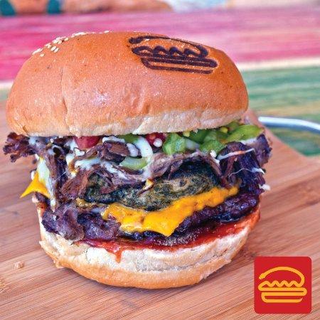 Anaconda Burger