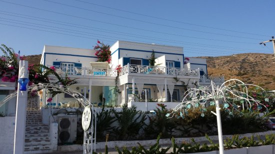 Mavi Beyaz Hotel لوحة