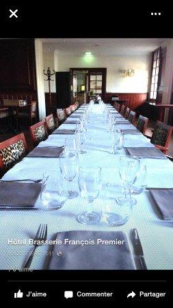 Saint-Dizier, ฝรั่งเศส: salle de restaurant