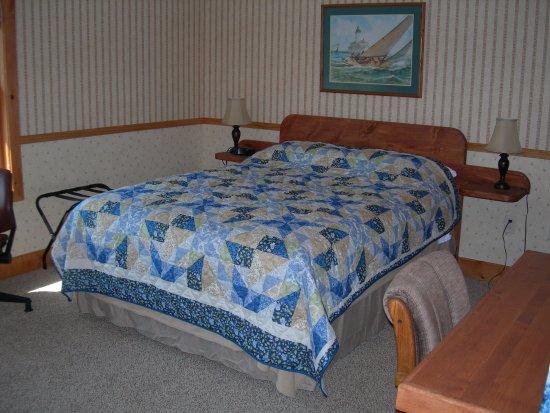 Cheboygan, MI: Guest room