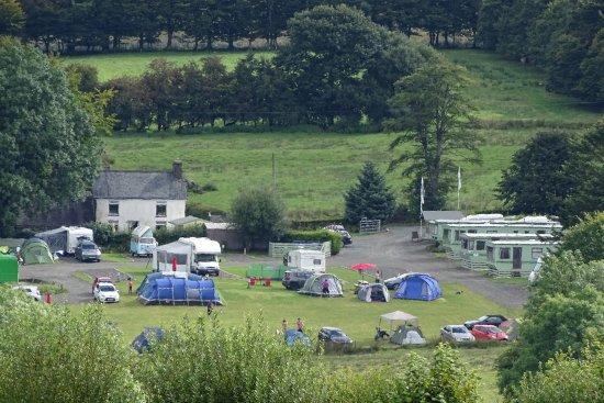 Aeron View Camping