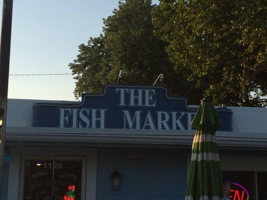 Liberty, MO: The Fish Market