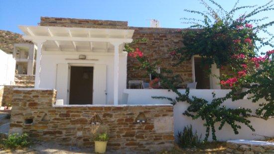 Milopotas, Grecia: Notre gîte