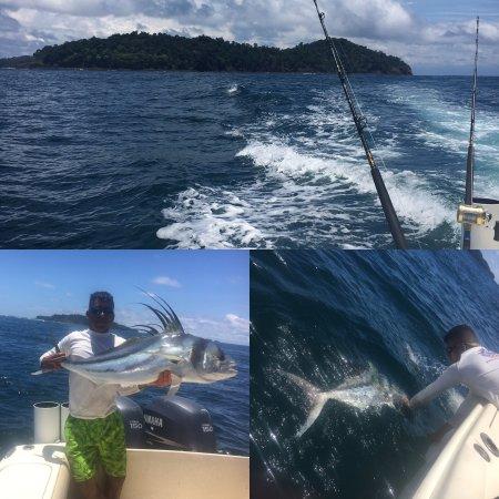 Boca Chica, Panama : Tours de pesca offshore e inshore .  Con los mejores capitanes y guías.  Pesca responsable y pro