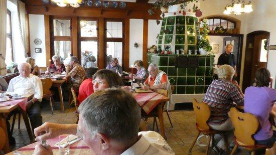 Wachenheim an der Weinstrasse, Germany: Gaststube