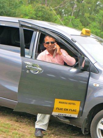 Flic en Flac: Taxi a Maurice Sam