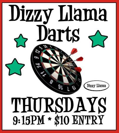 Navasota, Τέξας: Dart Tournament every Thursday!