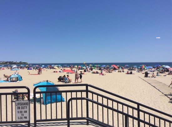 Hampton Falls, Nueva Hampshire: Hampton Beach