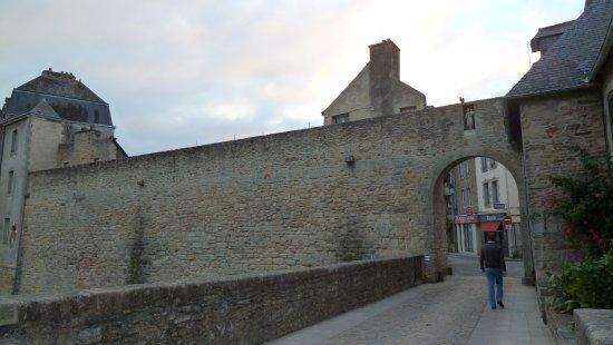 Remparts de Vannes : porta sulle mura