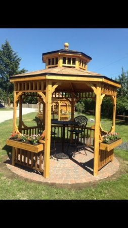 Spokane Valley, WA: Gazebo Site