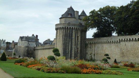 Remparts de Vannes : la torre più alta