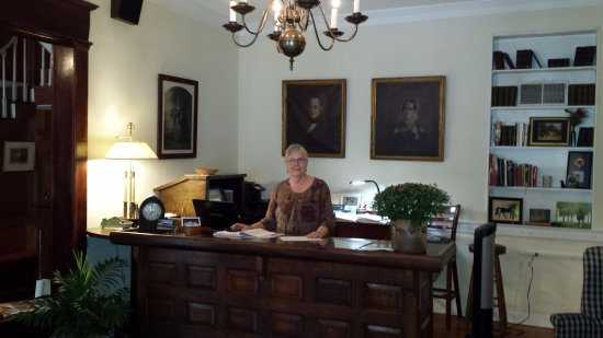 Middletown, Wirginia: Proprietor Becky Reeves