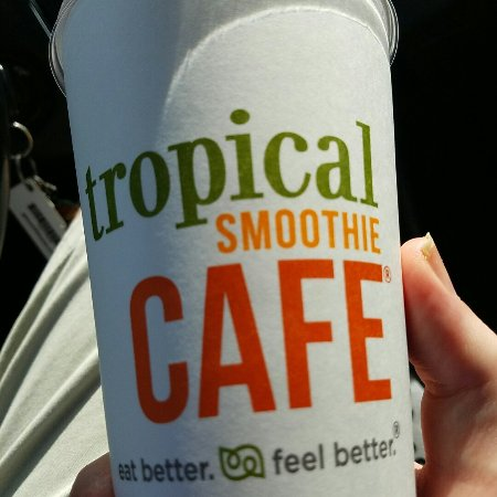 South Portland, ME: Tropical Smoothie Cafe