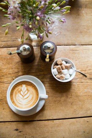 Zennor, UK: Coffee