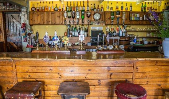 Zennor, UK: Bar