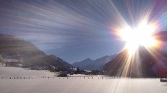 Rauris, Österreich: unser Tal im Winter