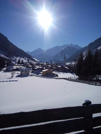 Rauris im Winter