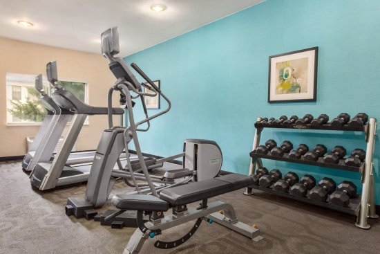 Norman, OK: 24-Hour Fitness Center Located On-Site