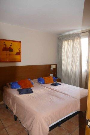 Sotavento Beach Club: Meerblick App 20A, Schlafzimmer, Gut Beleuchtung,  Steckdosen Am
